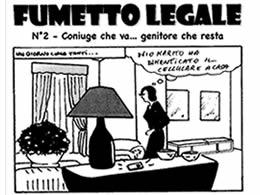 N° 2 Fumetto Legale