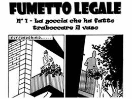 Fumetto Legale 1